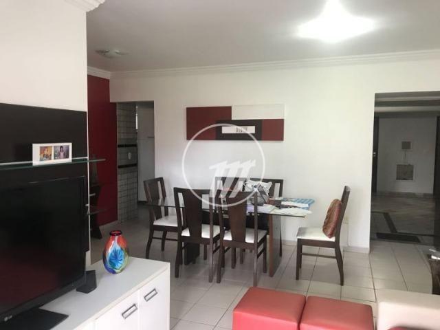Ótimo apartamento com 79,36 m², 3/4 sendo (1 suíte) e uma vaga de garagem na Jatiúca - Foto 3