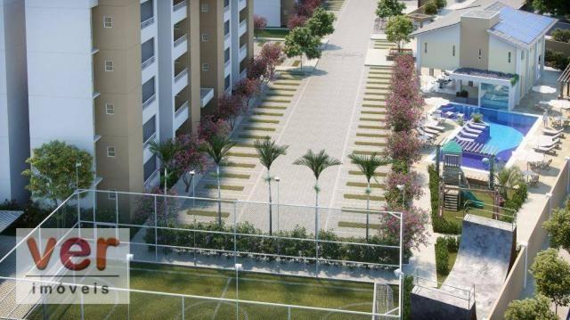 Apartamento à venda, 52 m² por R$ 179.000,00 - Lagoa Redonda - Fortaleza/CE
