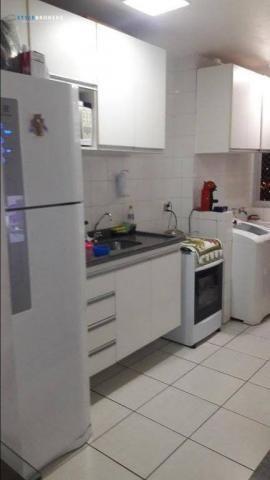 Apartamento no Condomínio Garden Goiabeiras com 3 dormitórios à venda, 67 m² por R$ 275.00 - Foto 2