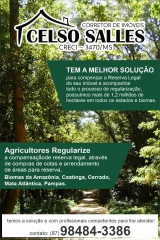 Fazenda a venda para reserva legal, Mata Atlântica e Cerrado - Foto 3
