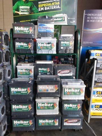 Baterias em geral com todos modelos em oferta