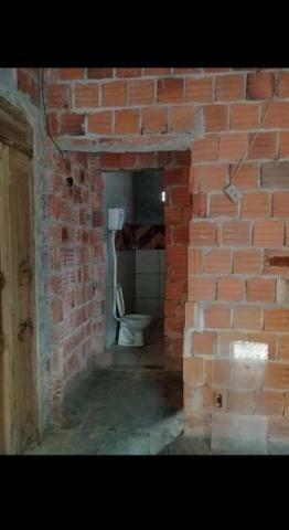 Vendo está casa em construção - Foto 9