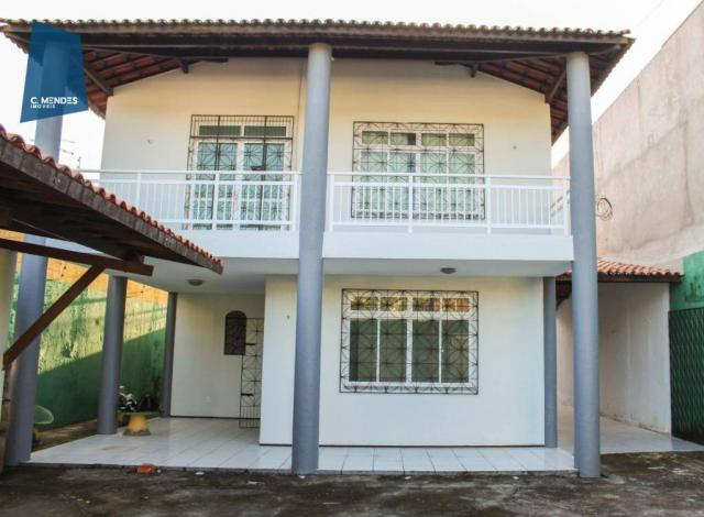Casa para alugar, 400 m² por R$ 2.200,00/mês - Engenheiro Luciano Cavalcante - Fortaleza/C