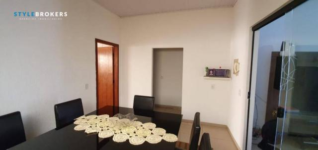 Casa com 3 dormitórios à venda, 204 m² por R$ 299.000,00 - Parque das Nações - Várzea Gran - Foto 2