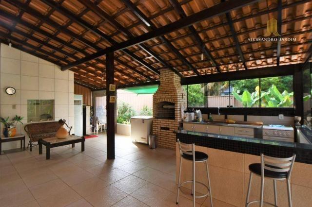 Linda casa c/ piscina e churrasqueira em Brasília (Asa Norte) 5 quartos - Foto 4