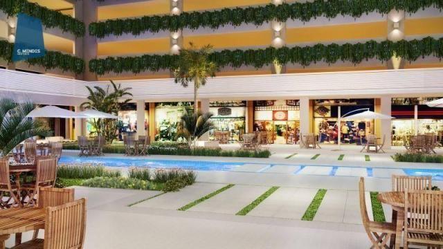 Apartamento à venda, 48 m² por R$ 443.096,80 - Fátima - Fortaleza/CE - Foto 10