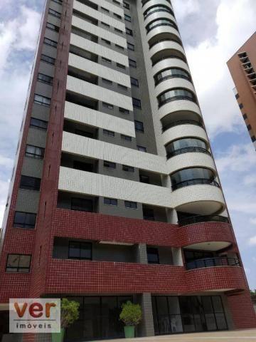 Apartamento com 5 dormitórios à venda, 211 m² por R$ 800.000,00 - Guararapes - Fortaleza/C - Foto 14
