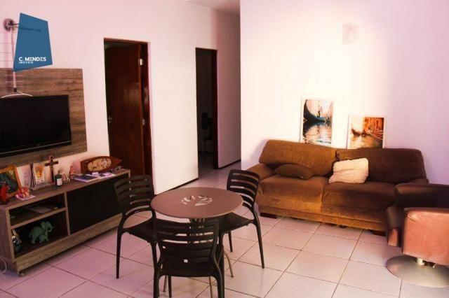 Casa com 4 dormitórios, mobiliada, para alugar, 112 m² por R$ 2.500/mês - Lagoa Redonda -  - Foto 6