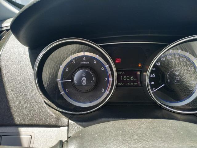 Hyundai SONATA 2013 baixa km - Foto 7