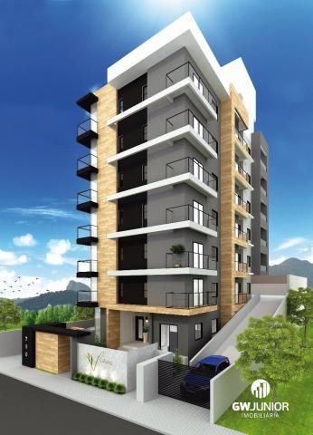 Apartamento à venda com 2 dormitórios em Santo antônio, Joinville cod:460