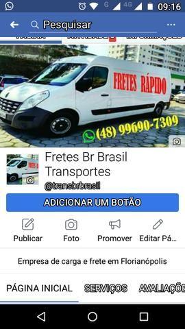 32adb23ba117 Frete Florianópolis São Paulo Santos - Serviços - Cachoeira do Bom ...