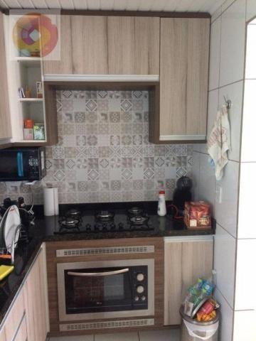 Apartamento com 2 dormitórios à venda, 39 m² por R$ 130.000 - Cidade Industrial - Curitiba - Foto 14