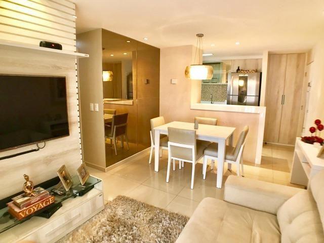 Apartamento no San Gabriel em Messejana todo projetado - Foto 4