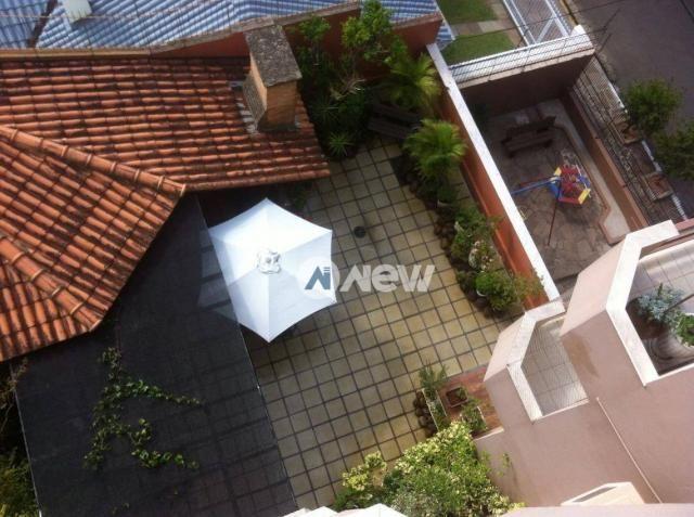 Apartamento com 3 dormitórios à venda, 203 m² por r$ 650.000 - vila rosa - novo hamburgo/r - Foto 3
