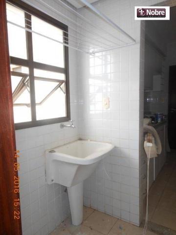 Apartamento com 3 dormitórios para alugar, 112 m² por r$ 1.405,00/mês - plano diretor sul  - Foto 18