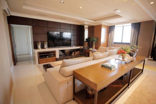 Apartamento com 3 dormitórios à venda, 243 m² por r$ 2.900.000 - hamburgo velho - novo ham - Foto 2
