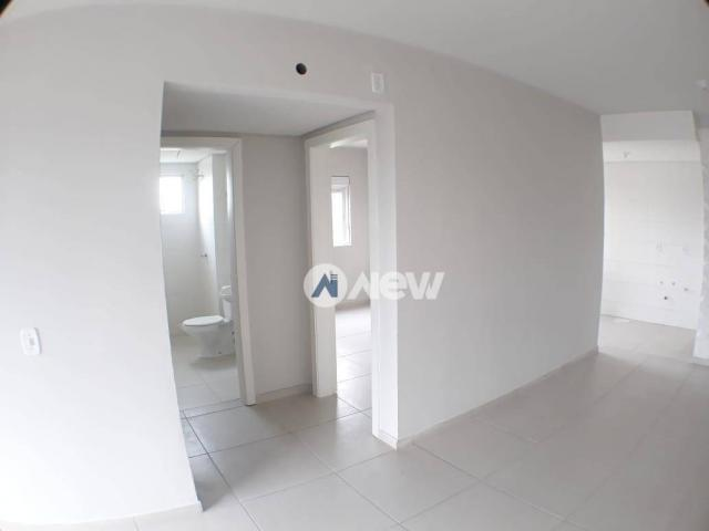 Apartamento com 2 dormitórios à venda, 65 m² por r$ 254.400 - rondônia - novo hamburgo/rs - Foto 3