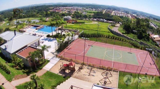 Terreno à venda, 576 m² por r$ 380.000 - encosta do sol - estância velha/rs