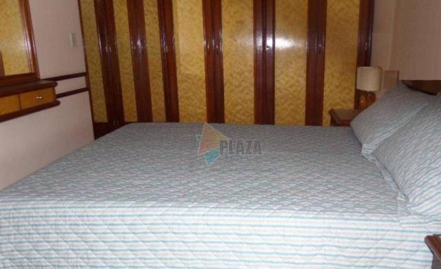Apartamento com 2 dormitórios para alugar, 90 m² por R$ 3.000,00/mês - Vila Guilhermina -  - Foto 14