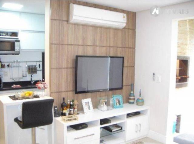 Apartamento com 2 dormitórios à venda, 54 m² por r$ 260.000,00 - santo andré - são leopold - Foto 2