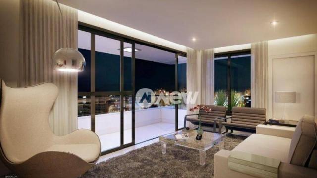 Apartamento com 3 dormitórios à venda, 162 m² por r$ 1.700.000,00 - hamburgo velho - novo  - Foto 10