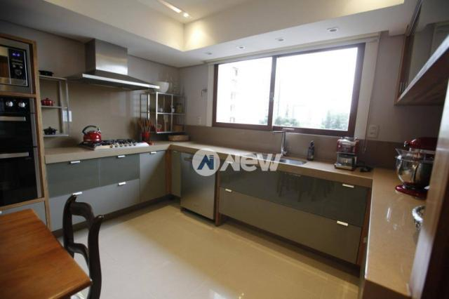 Apartamento com 3 dormitórios à venda, 292 m² por r$ 2.300.000 - centro - novo hamburgo/rs - Foto 14