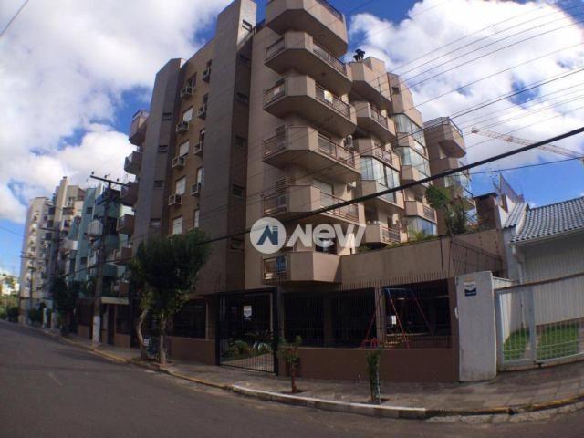 Apartamento com 3 dormitórios à venda, 203 m² por r$ 650.000 - vila rosa - novo hamburgo/r