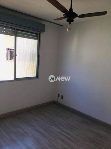 Apartamento com 2 dormitórios à venda, 41 m² por r$ 135.000 - canudos - novo hamburgo/rs - Foto 10