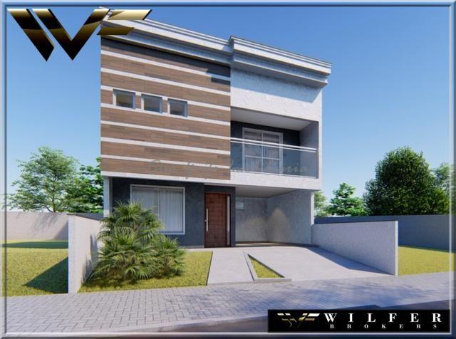 Casa à venda com 3 dormitórios em Cachoeira, Curitiba cod:w.s1100