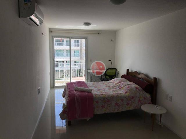 Apartamento com 3 dormitórios à venda, 87 m² por R$ 430.000,00 - Porto das Dunas - Eusébio - Foto 13