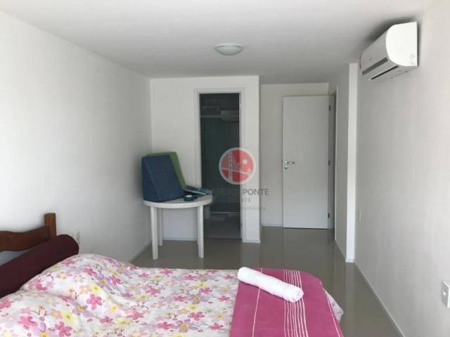 Apartamento com 3 dormitórios à venda, 87 m² por R$ 430.000,00 - Porto das Dunas - Eusébio - Foto 9