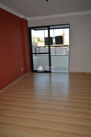 Apartamento para alugar 03 Dormitórios em Santa Maria com Suite Elev Sacada Churrasqueira  - Foto 3