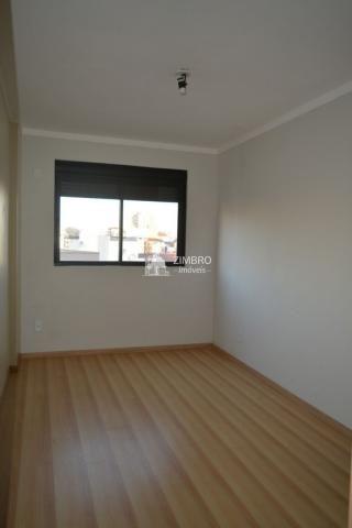 Apartamento para alugar 03 Dormitórios em Santa Maria com Suite Elev Sacada Churrasqueira  - Foto 8