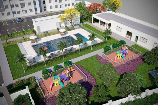 Spazio Montecarlo - Apartamento de 2 quartos na Região do Jardim América, Maringá - PR - I - Foto 12