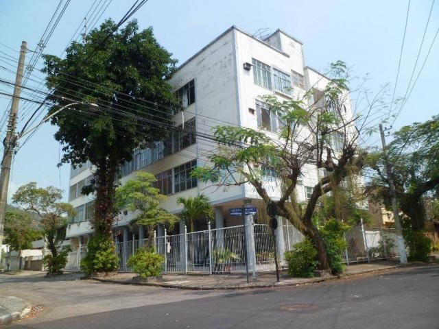 Apartamento com 1 dormitório para alugar, 36 m² - São Francisco - Niterói/RJ