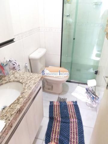 Apartamento à venda com 3 dormitórios em Ermelinda, Belo horizonte cod:42925 - Foto 5
