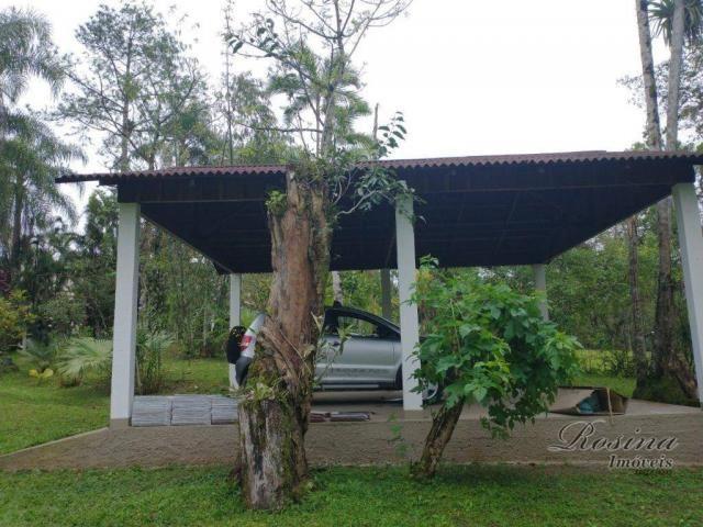 Chácara à venda, 81250 m² por R$ 1.100.000 - América de Cima - Morretes/PR - Foto 20