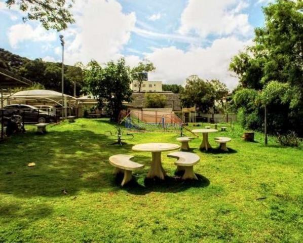 Cobertura à venda com 2 dormitórios em São francisco, Belo horizonte cod:43216 - Foto 15