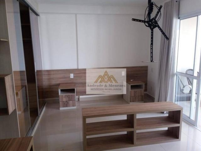 Kitnet com 1 dormitório para alugar, 44 m² por R$ 1.500,00/mês - Bosque das Juritis - Ribe - Foto 8