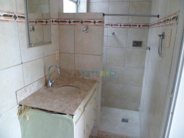Apartamento com 1 dormitório para alugar, 36 m² - São Francisco - Niterói/RJ - Foto 6