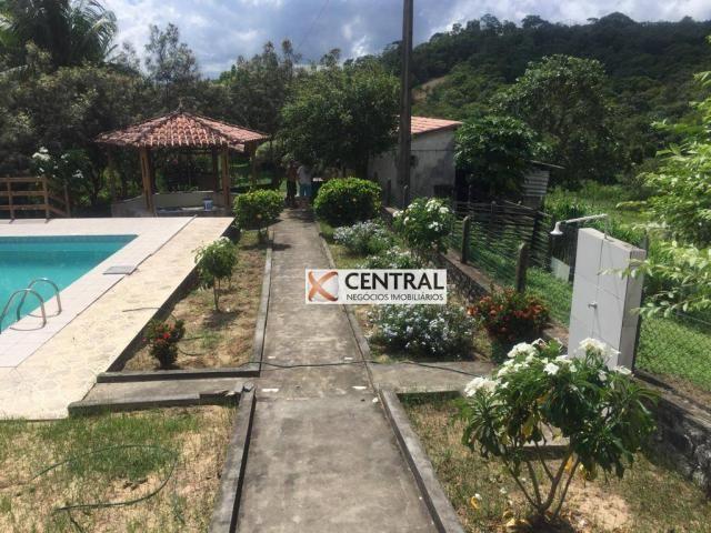 Sítio com 4 dormitórios à venda, 20000 m² por R$ 790.000,00 - Centro - Candeias/BA - Foto 16