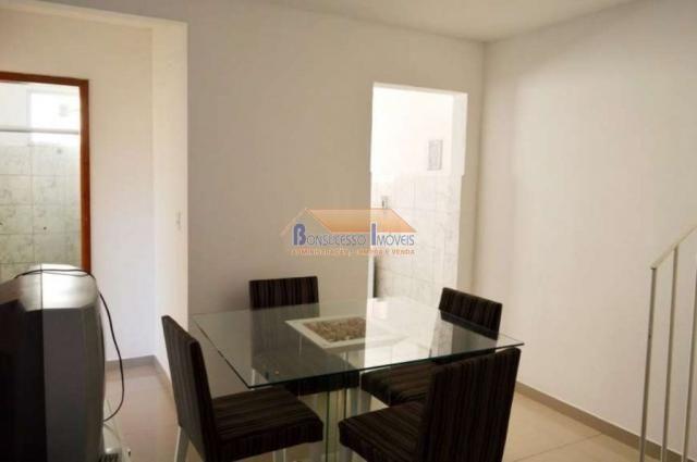 Cobertura à venda com 2 dormitórios em São francisco, Belo horizonte cod:43216 - Foto 5