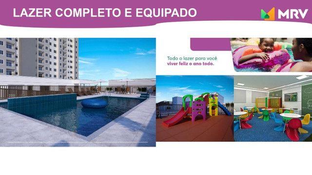 Duque de Caxias - Antecipe se apartamento 2 Qrto(1 SUÍTE) com varanda -ótima localização - Foto 7