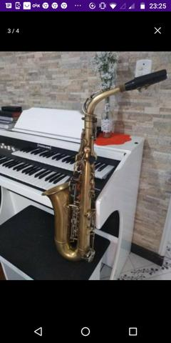Sax alto Weril desplacado - Foto 3