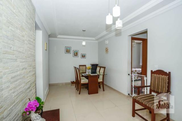 Apartamento à venda com 3 dormitórios em Caiçara-adelaide, Belo horizonte cod:250368