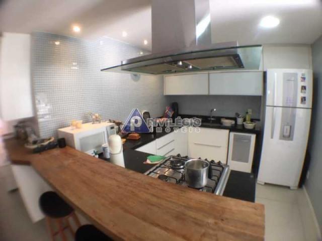Apartamento à venda com 4 dormitórios em Cosme velho, Rio de janeiro cod:FLCO40015 - Foto 17