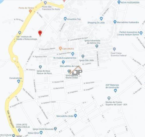 Prédio à venda, 180 m² por R$ 88.500,00 - Espírito Santo - Coari/AM