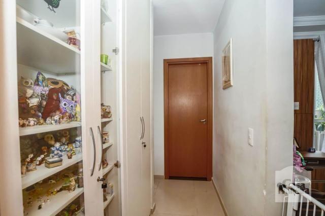 Apartamento à venda com 3 dormitórios em Caiçara-adelaide, Belo horizonte cod:250368 - Foto 4