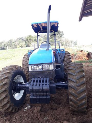 Trator New Holland Tl 95 - Foto 3
