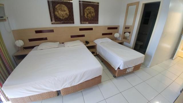 Apartamento com 01 Quarto, Lagoa Quente Hotel, em Caldas Novas GO - Foto 7